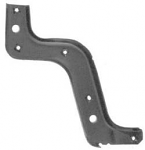 1973-87 Fullsize Chevy & GMC Stepside Truck Shortbed Bedside Step Plate Hanger, Right