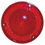 1967-76 Fullsize Chevy & GMC Stepside Truck Tail Light Lens, Each