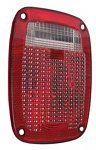 1977-87 Fullsize Chevy & GMC Stepside Truck Tail Light Lens