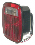 1977-87 Chevy & GMC Stepside Tail Light Assembly With Reflector
