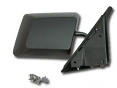 1982-93 Chevy S10 & GMC Sonoma Truck Paintable Black Outside Mirror, Right