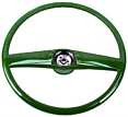 1969-72 Chevy & GMC Truck Stock Green Steering Wheel