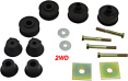 1973-80 Fullsize Chevy & GMC Truck Cab Mount Bushing Kit