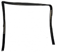 1982-1993 Chevy S10 & GMC Sonoma Truck Glass Run Window Channel Seal with Metal Inserts, Left