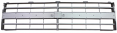 1985-87 Fullsize Chevy Truck Front Grille w/ Dual Headlight