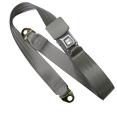 1973-80 Fullsize Chevy & GMC Truck Non-Retractable Lap Seat Belt Original Colors