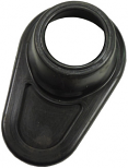 1967-72 Chevy & GMC Truck Steering Column Lower Floor Seal, Rubber