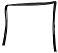 1982-1993 Chevy S10 & GMC Sonoma Truck Glass Run Window Channel Seal with Metal Inserts, Right