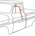 1964-66 Chevy & GMC Truck Glass Run Window Channel Seal