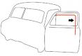 1951-55 Chevy & GMC Truck Glass Run Window Channel Seals