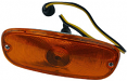 1958-59 CHEVY Truck Parking Light Assembly, Amber