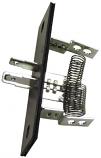 1947-72 Chevy & GMC Truck Heater Blower Motor Resistor, W/O AC