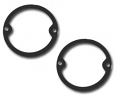 1960-66 Chevy & GMC Truck Backup Light Lens Gaskets, Stepside