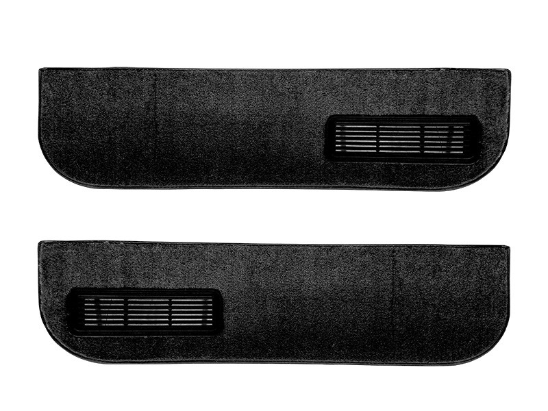 1981-87 Fullsize Chevy \u0026 GMC Truck Lower Door Panel Carpet Original Colors  sc 1 st  USA1 Industries & 1973-87 Fullsize Chevy \u0026 GMC Truck Lower Door Carpet Panels pair ...